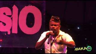 Download Okon Lagos Amuse Fans Video