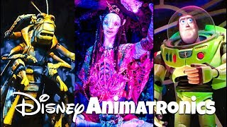 Download Top 10 Must See Animatronics at Walt Disney World! Video