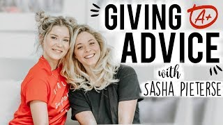 Download GIVING ADVICE WITH SASHA PIETERSE | DBM #26 Video