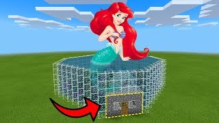 Download How To Live Inside a Mermaid Farm in Minecraft PE Video