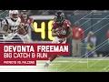 Download Devonta Freeman Big Catch & Run! | Patriots vs. Falcons | Super Bowl LI Highlights Video