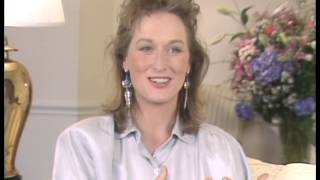 Download Meryl Streep Reveals Why She Became an Actress Video