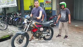Download GAS TERBANG PORTINGAN BLOK RX KING maknyus dari BKJ.. Video