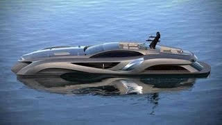 Download 12 Extravagant Luxury Yachts Video