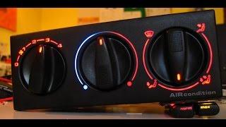 Download Golf mk3 Iluminação no Comando do Ar Condicionado Video