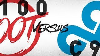 Download 100 vs. C9 - Week 9 Day 1 | NA LCS Summer Split | 100 Thieves vs. Cloud9 (2018) Video