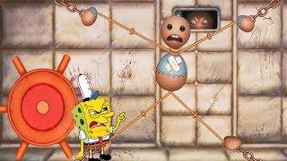 Download Spongebob Mini Trolling Games vs The Buddy - Spongebob Game's Frenzy Vs Kick The Buddy (iOS) Video
