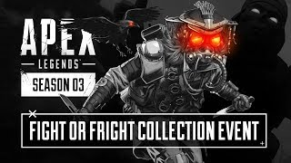Download Apex Legends – Fight or Fright Collection Event Trailer Video