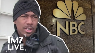 Download Nick Cannon Is Devastated Over His Feud With NBC | TMZ Live Video