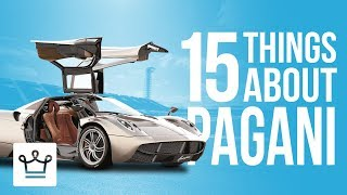 Download 15 Things You Didn't Know About PAGANI Video