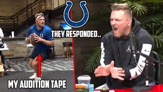 Download The Colts Responded To My QB Audition Tape.. Video