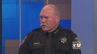 Download Tarrant County Sheriff Discusses 'Sanctuary City' Ban In Texas Video