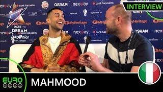 Download ITALY EUROVISION 2019 : Mahmood - 'Soldi' (INTERVIEW) | Tel Aviv 2019 Video