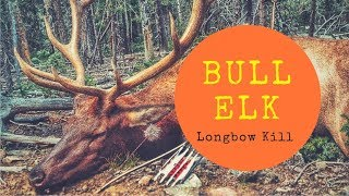 Download Elk Hunting with a Longbow!! Video