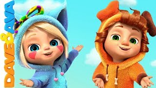 Download 🤣 Baby Songs | Nursery Rhymes and Kids Songs by Dave and Ava 🤣 Video