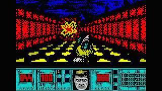 Download DOOM game on ZX Spectrum Video