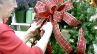 Download DIY Simple Christmas Wreath Tutorial - Nancy Alexander (2016 edition) Video