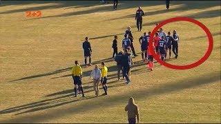 Download Скандал у Першій лізі: чому директор ФК Арсенал вдарив футболіста Десни після матчу Video