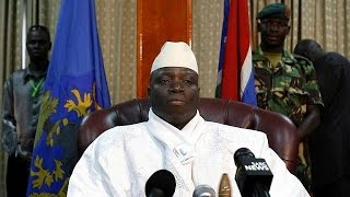 Download Gambian president Yahya Jammeh 'annuls' poll results, orders fresh elections Video