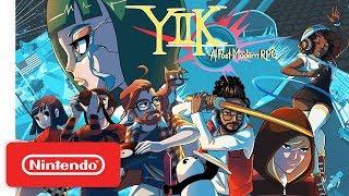 Download YIIK: A Post-Modern RPG - Launch Trailer - Nintendo Switch Video