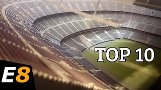 Download 10 World's Largest Football (Soccer) Stadiums Video