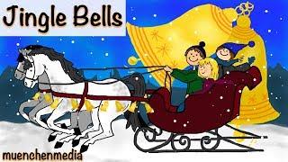 Download Jingle Bells - Weihnachtslieder deutsch | Kinderlieder deutsch | Weihnachten - muenchenmedia Video