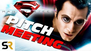 Download Man Of Steel Pitch Meeting Video