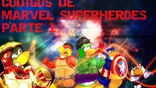 Download Codigos de Marvel Superheroes de Free Penguin Parte 1-RobinFp Video