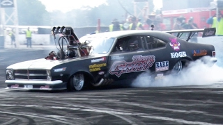 Download 8,000 Horsepower TOP FUEL Burnout Car???? Video