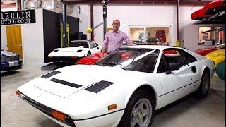 Download Ferrari 308 Buyer's Guide | Adam Merlin Video