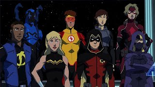 Download What's Next for Young Justice and Nightwing in Season 3 - SDCC 2018 Video