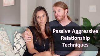 Download Passive Aggressive Relationship Techniques - Ultra Spiritual Life episode 57 Video