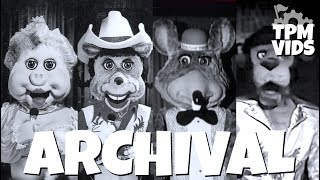 Download Top 10 Extinct Chuck E Cheese Animatronic Characters Video