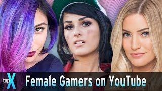 Download Top 10 Female Gamers on Youtube Video