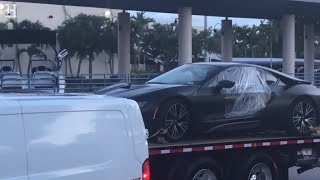 Download Rapper XXXTentacion's car is taken away by police Video