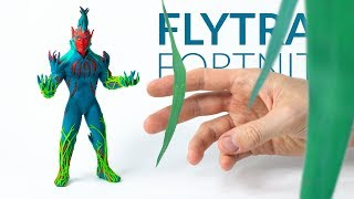 Download Flytrap (Fortnite Battle Royale) – Polymer Clay Tutorial Video