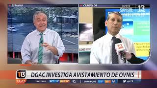 Download Indagan avistamientos de Ovnis en Chile Video