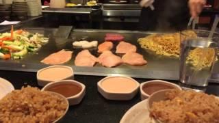 Download Osaka Hibachi Chef Video