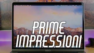 Download MacBook Pro 2016 15'' con TouchBar - Prime Impressioni! Video