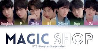 Download BTS (방탄소년단) - Magic Shop (Color Coded Lyrics/Han/Rom/Eng) Video