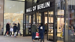 Download MALL OF BERLIN | SHOPPING | Leipziger Platz | Hollister | Шоппинг в крупном ТЦ Берлина Video