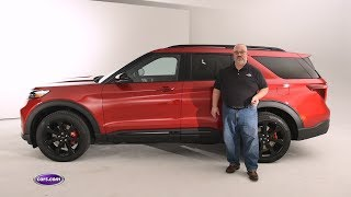 Download 2020 Ford Explorer ST: First Impressions – Cars Video