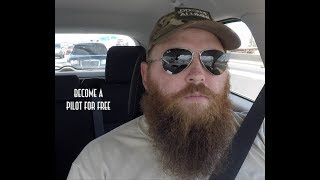 Download FREE FLIGHT TRAINING how to use FAFSA, MilTA, Post 9/11 GI Bill, VA benefits and more to pay for it. Video