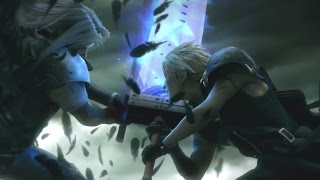 Download FFVII | CLOUD vs SEPHIROTH (Advent Children Complete) Video
