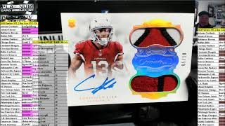 Download 2018 Flawless NFL 2 Box Case PYT #78 Video