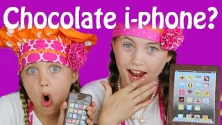 Download CHOCOLATE HAUL blind box by Charli's crafty kitchen - iPhone - iPad - golf chocolates Video