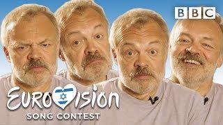 Download SAVAGE 😂 Graham Norton reacts to Eurovision 2019 - BBC Video