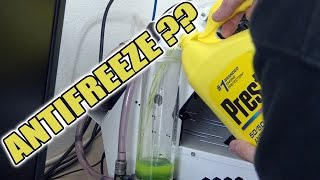 Download I used Antifreeze to cool a PC Video