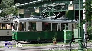 Download Straßenbahn Graz GVB Tramway Museum Triebwagen SGP 234 Sommer 2008 Video
