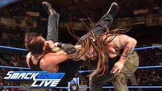 Download Luke Harper vs. Bray Wyatt: SmackDown LIVE, March 28, 2017 Video